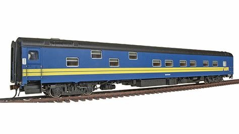 Best Duplex Sleeper Erickson Via Rail By Rapido Trains Inc Dallasmodelworks Com With Pictures