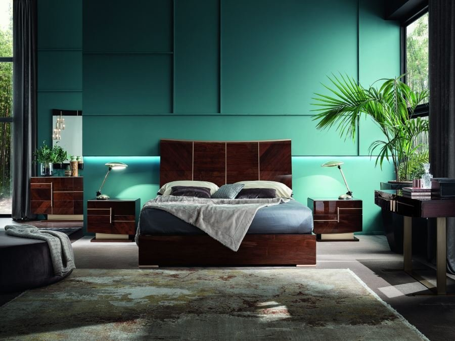 Best Bellagio Bed Designer Furniture Collections® Modern With Pictures