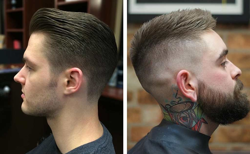 Free Hair Terminology How To Tell Your Barber Exactly What You Wallpaper