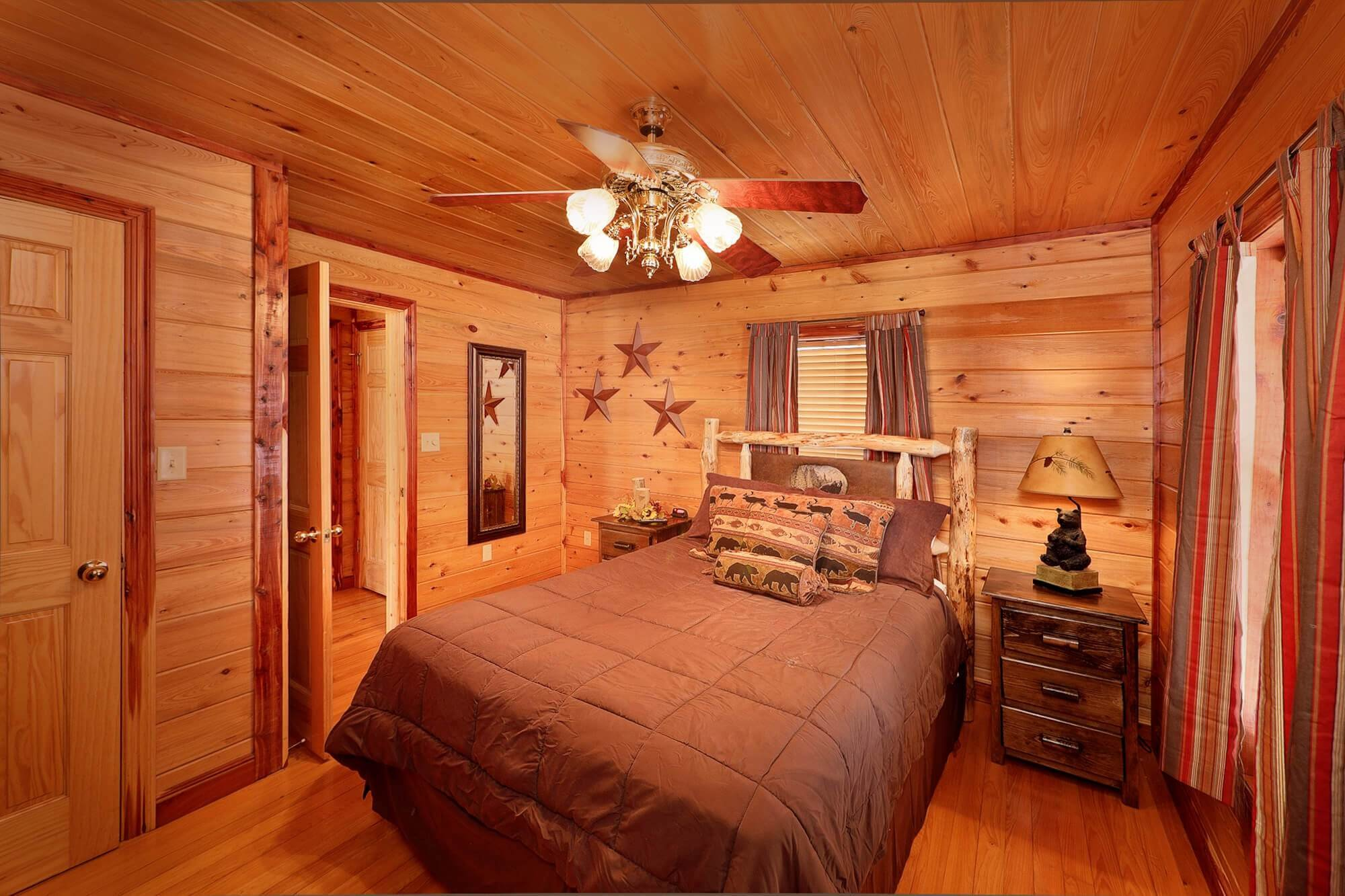 Best Smoky Mountain Romance 1 Bedroom Secluded Private Cabin With Pictures