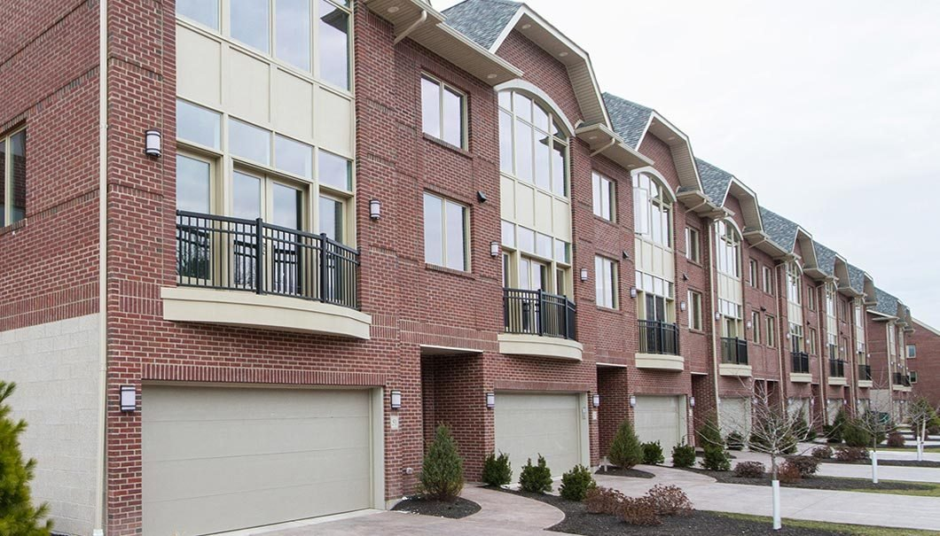 Best Townhomes Buffalo Ny Ellicott Development With Pictures