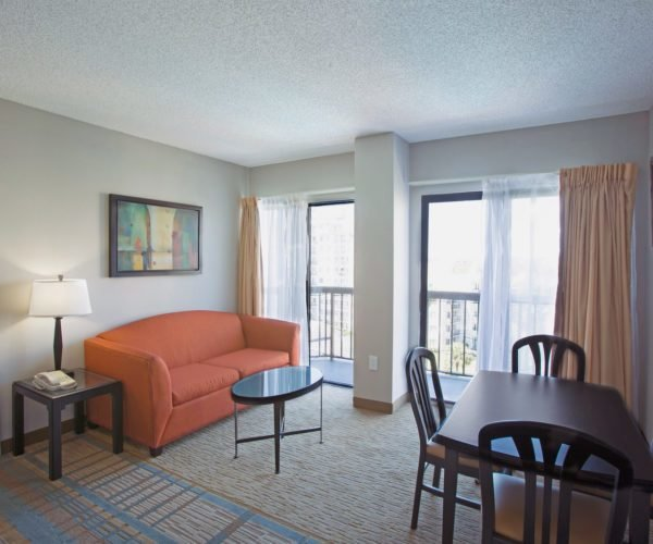 Best Orlando Hotel Suites Two Bedroom Suite The Enclave With Pictures