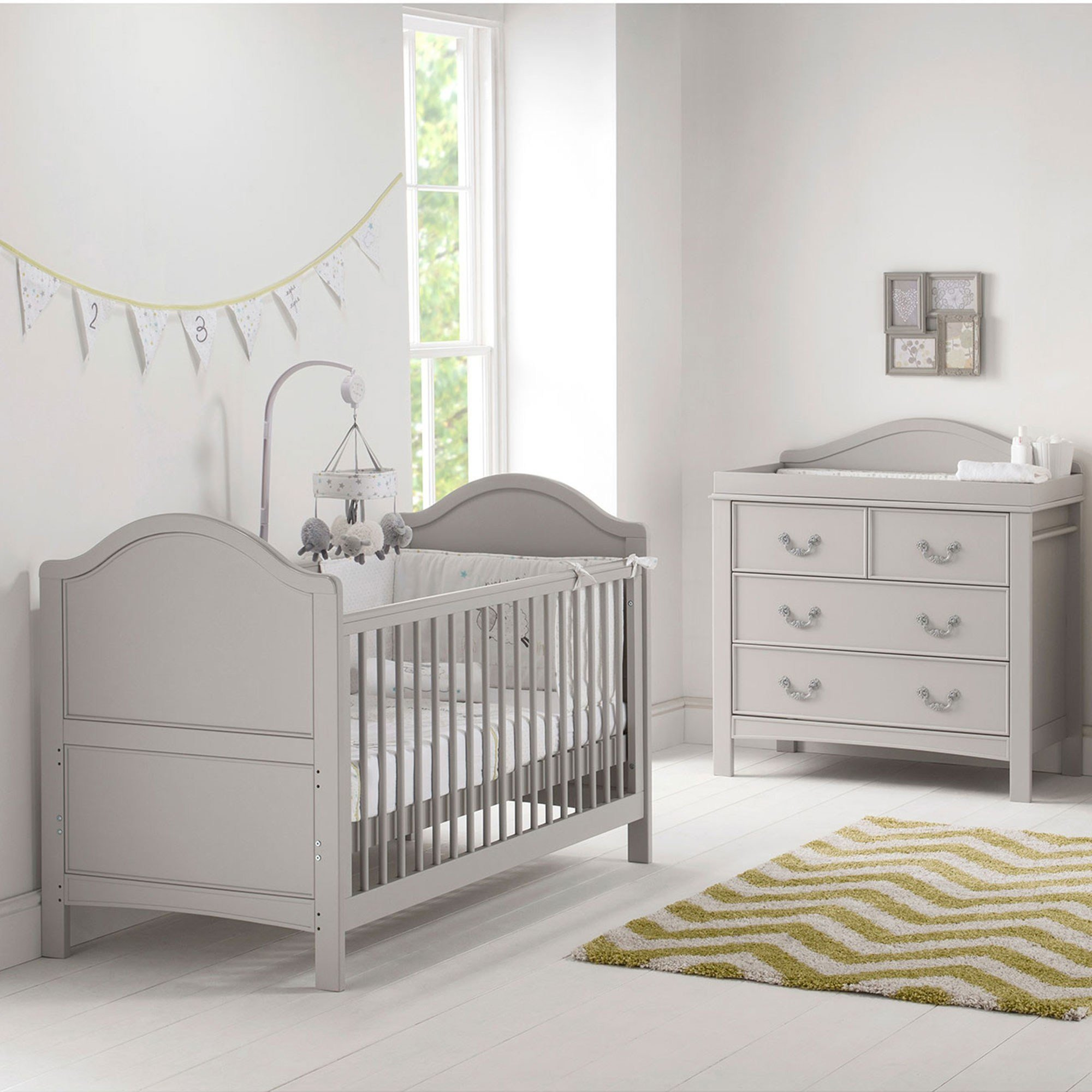 Best East Coast Nursery Furniture Cot Bed Dresser Toulouse 2 With Pictures