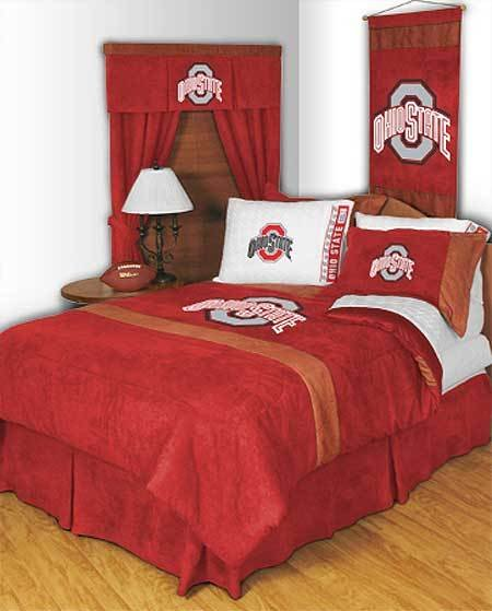 Best Ohio State Buckeyes Mvp Comforter With Pictures
