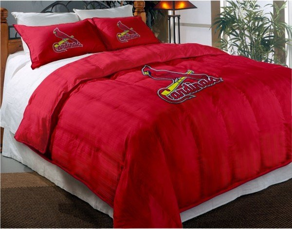 Best St Louis Cardinals Mlb Twin Chenille Embroidered With Pictures