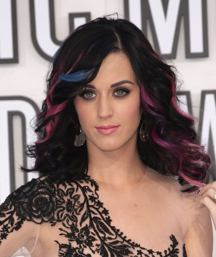 Free Katy Perry Hairstyles Katy Perry Hair Color Photos Wallpaper