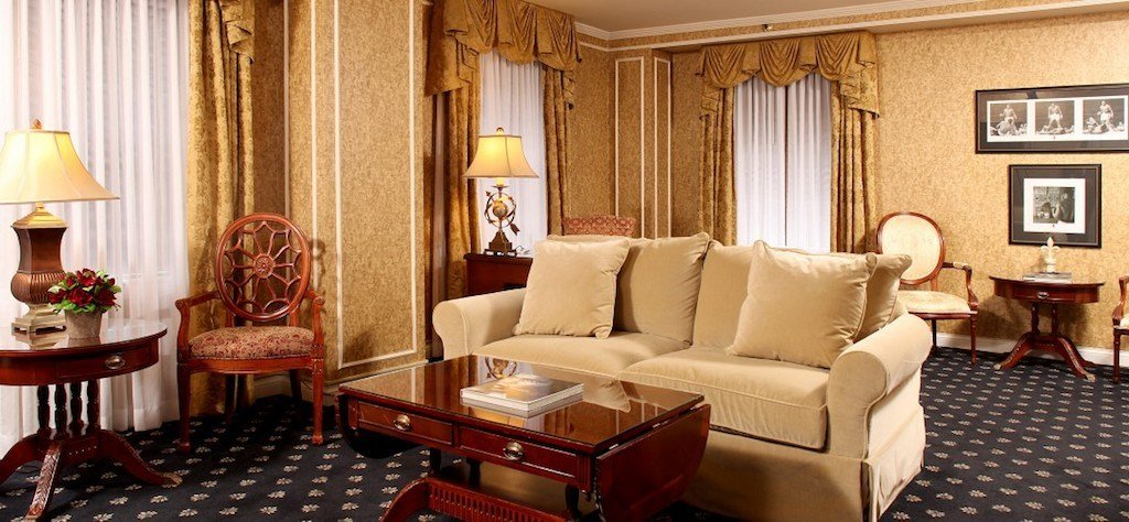 Best Muhammad Ali Suite At The Brown Hotel Five Star Alliance With Pictures