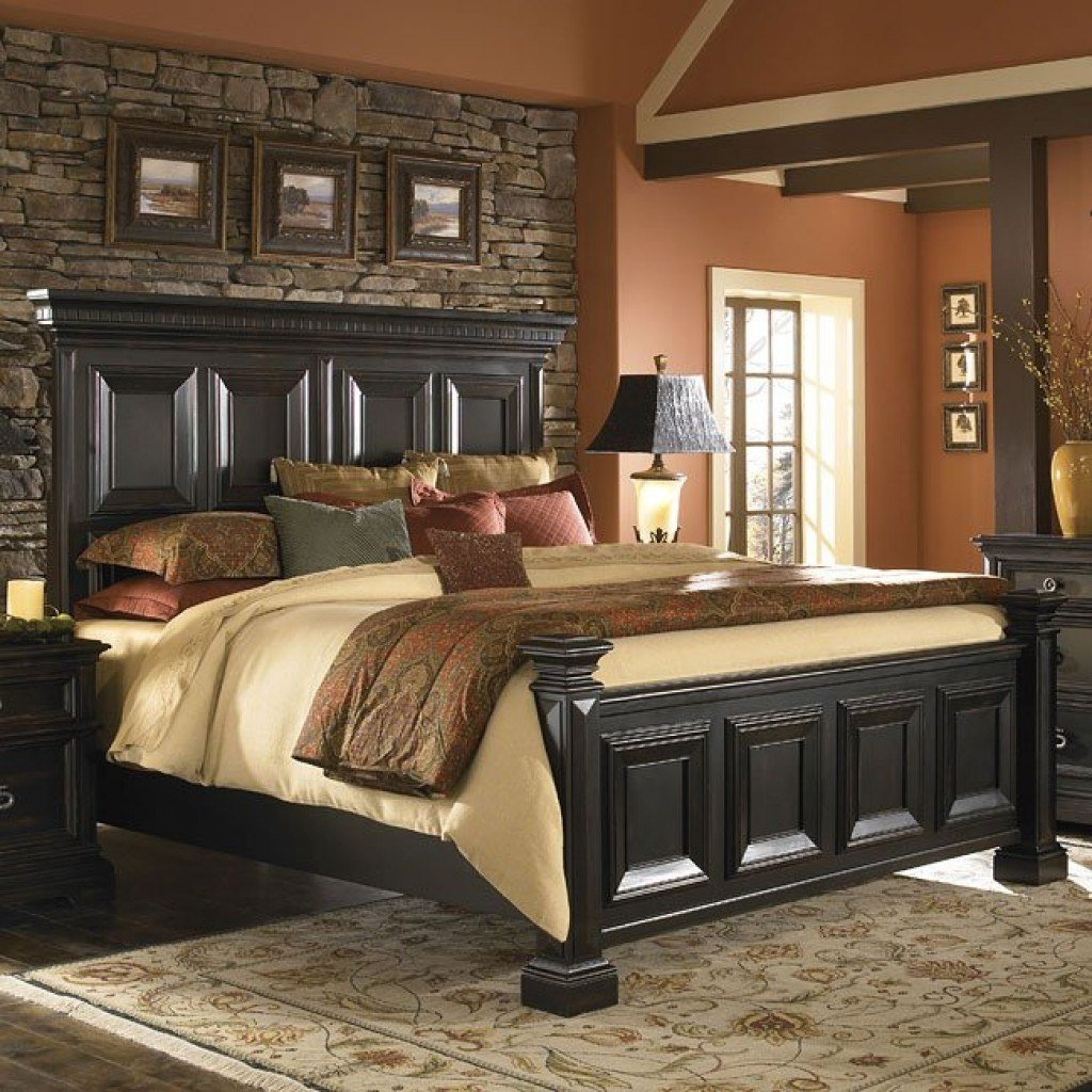 Best Brookfield Panel Bedroom Set Pulaski Furniture 2 Reviews With Pictures