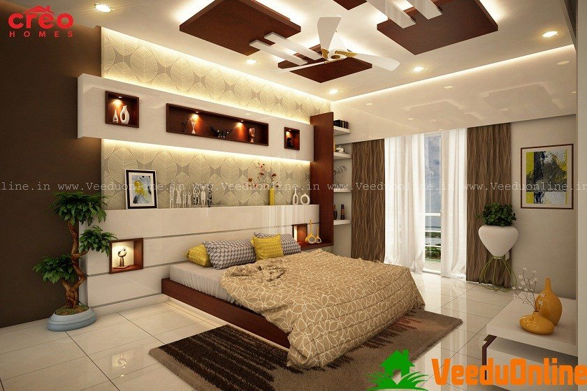 Best Exemplary Contemporary Home Bedroom Interior Design With Pictures
