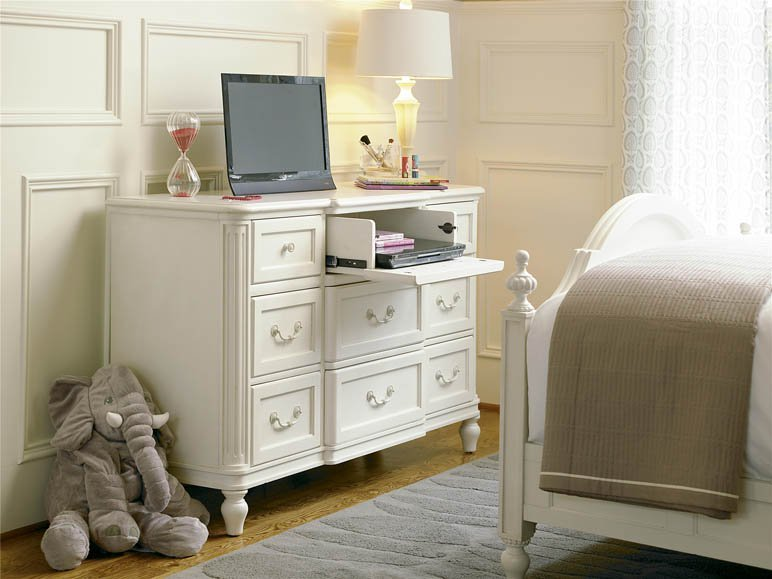 Best Smartstuff Furniture Gabriella Drawer Dresser With Pictures