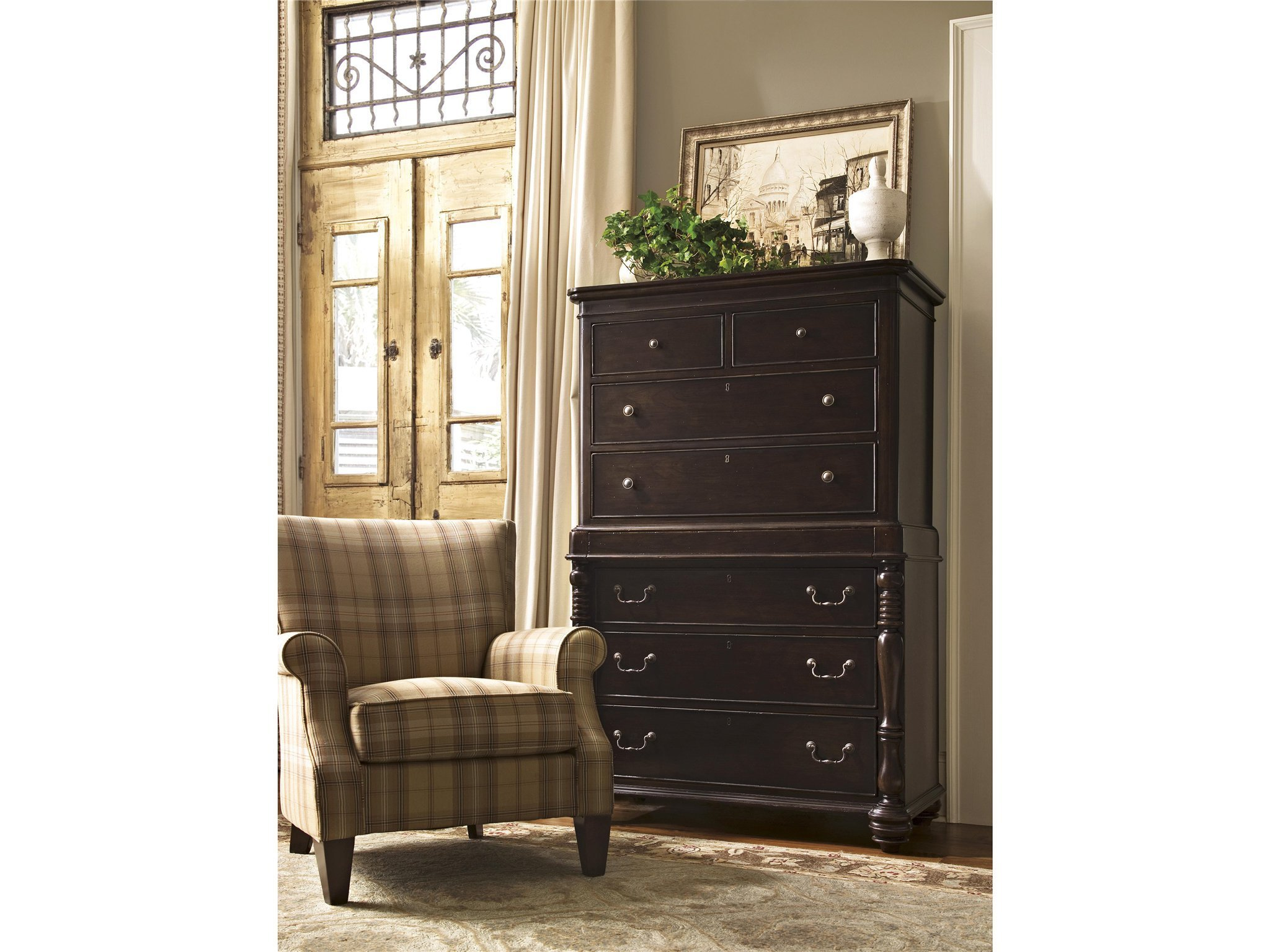 Best Universal Furniture Paula Deen Home Tall Chest With Pictures
