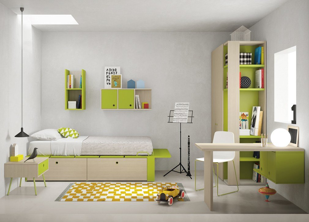 Best Children S Bedroom Composition 09 Contemporary Childrens With Pictures