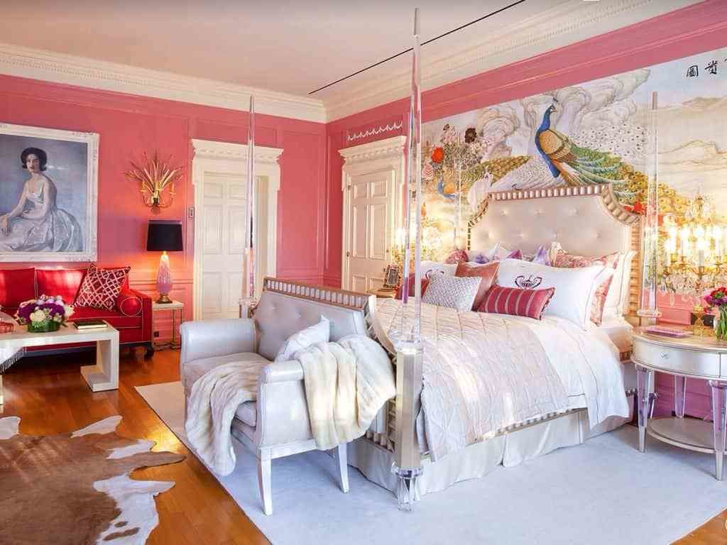 Best Colors That Go Well With Pink For Interior Design In 2019 With Pictures