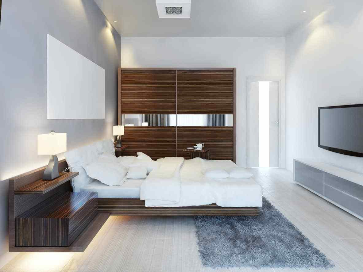 Best Wow 101 Sleek Modern Master Bedroom Ideas Photos With Pictures
