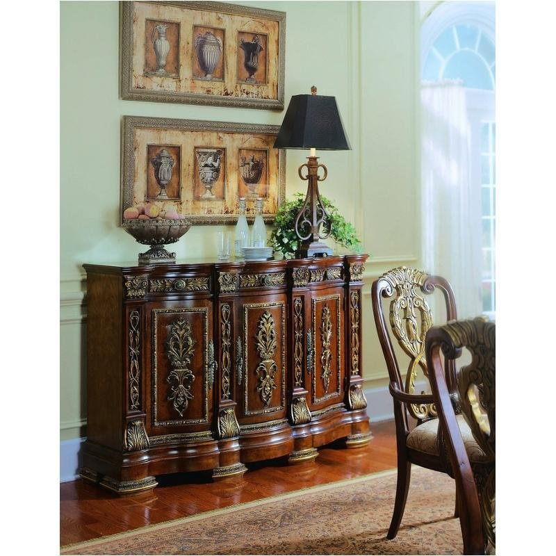 Best 575405 Pulaski Furniture Royale Dining Room Credenza With Pictures