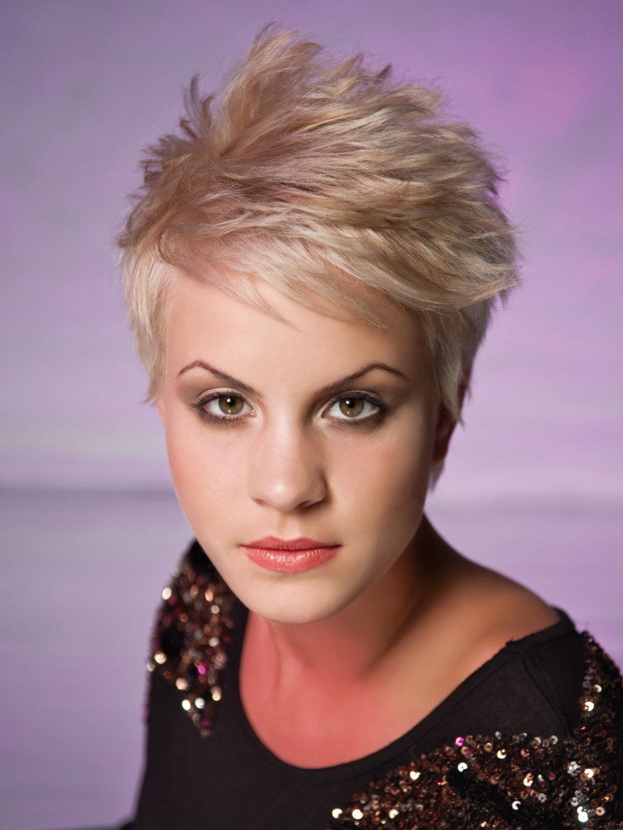 Free Easy Care Short Hairstyles Fade Haircut Wallpaper