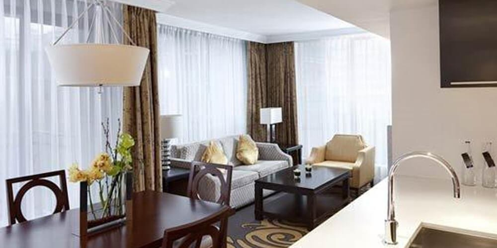 Best Two Bedroom Signature Suite L Hermitage Hotel With Pictures