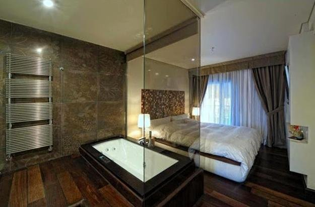 Best Glass Partition Wall Design Ideas And Room Dividers With Pictures