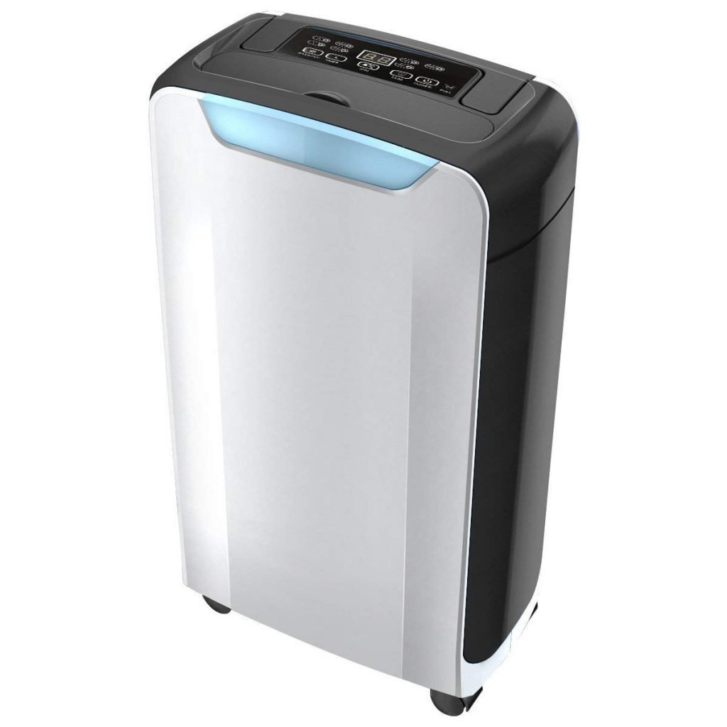 Best 5 Best Dehumidifiers For Bedroom Jul 2019 — Reviews With Pictures