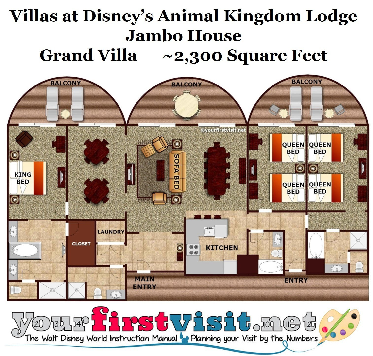Best Accommodations And Theming At Disney S Animal Kingdom With Pictures