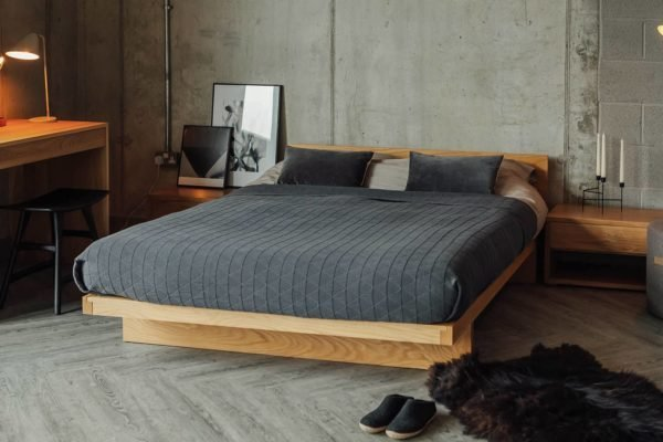 Best Solid Wood Beds Bedroom Furniture Natural Bed Company With Pictures