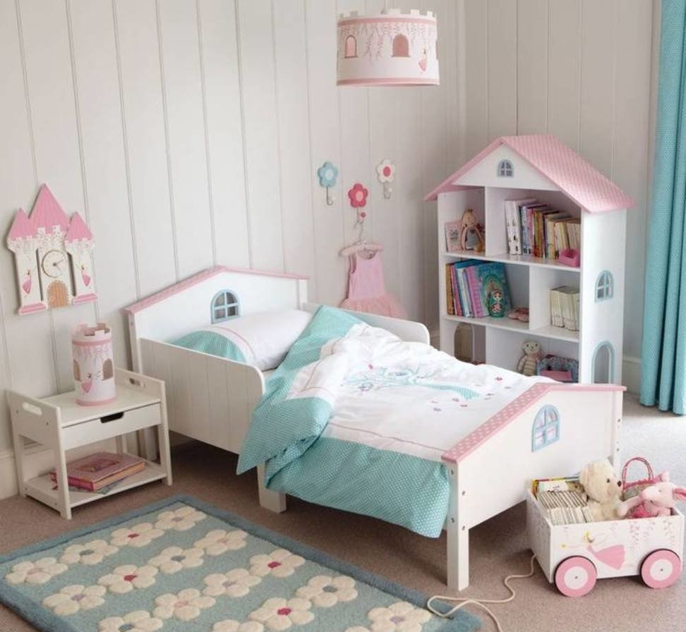 Best Little Toddler Girl Bedroom Ideas Little Girls Bedroom With Pictures