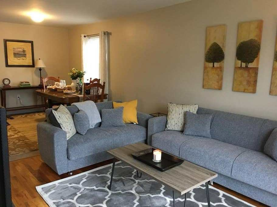 Best New 3 Bedroom 2 Bath Apartment Near Nyc Ewr Apartments With Pictures