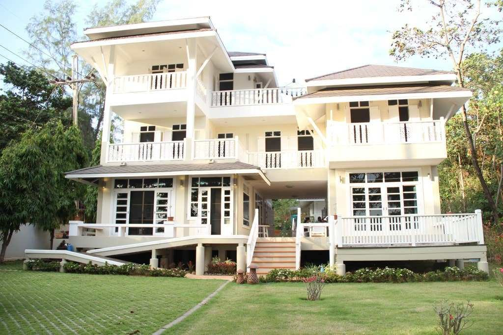 Best 4 Bedroom Beach House Aou Kai Houses For Rent In Ban With Pictures