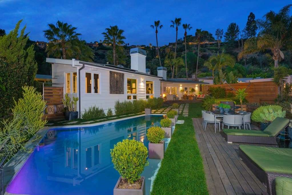 Best Beautiful Hollywood Hills Home City Views Pool Houses With Pictures
