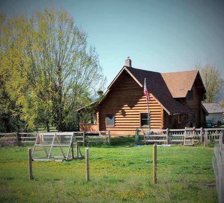 Best Hiawatha House Cabins For Rent In Missoula Montana With Pictures