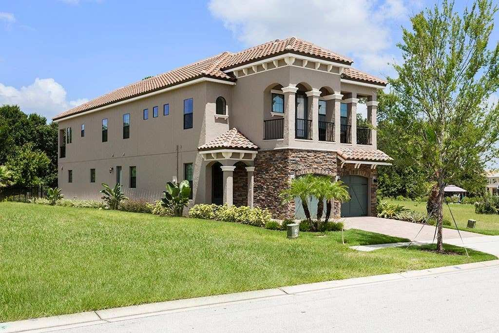 Best W258 5 Bedroom Luxury Villa Near Disney Houses For Rent In Kissimmee Florida United States With Pictures