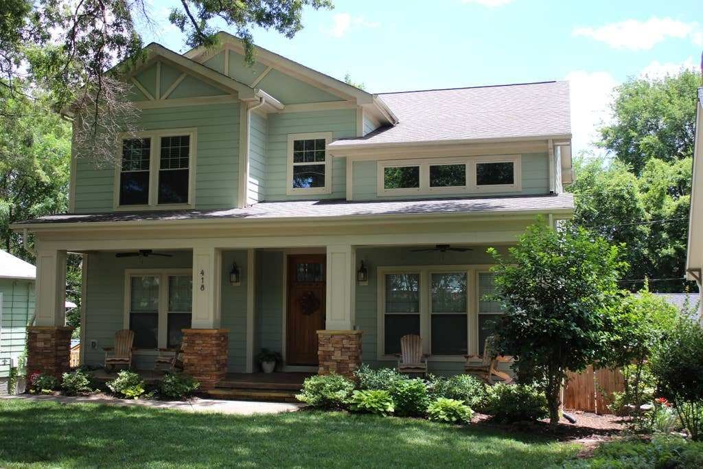 Best 4 Bedroom Home Over Looking Uptown Houses For Rent In Charlotte North Carolina United States With Pictures