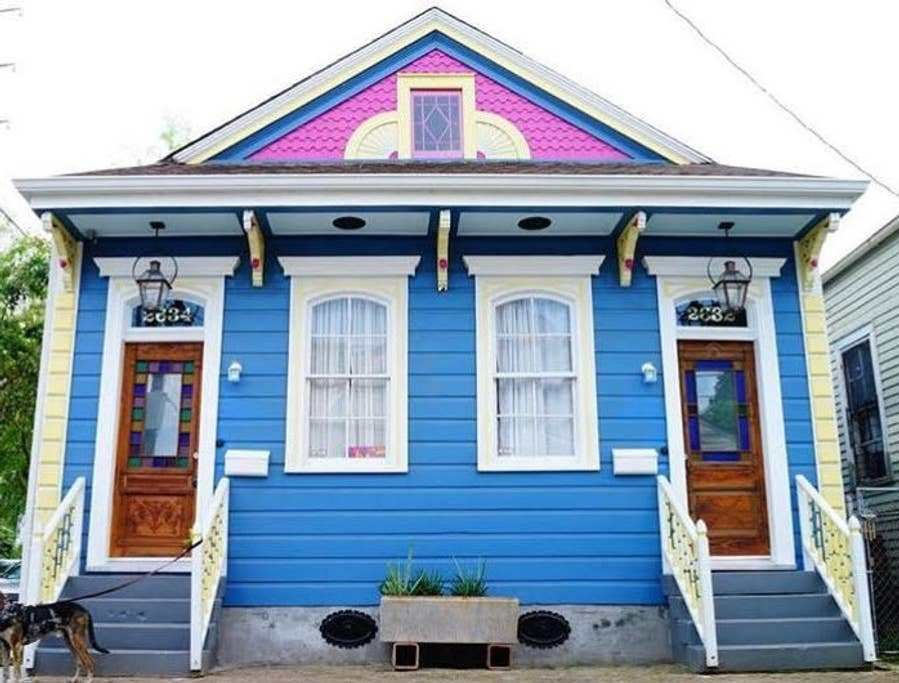 Best Vintage Charm Near French Quarter Houses For Rent In New With Pictures