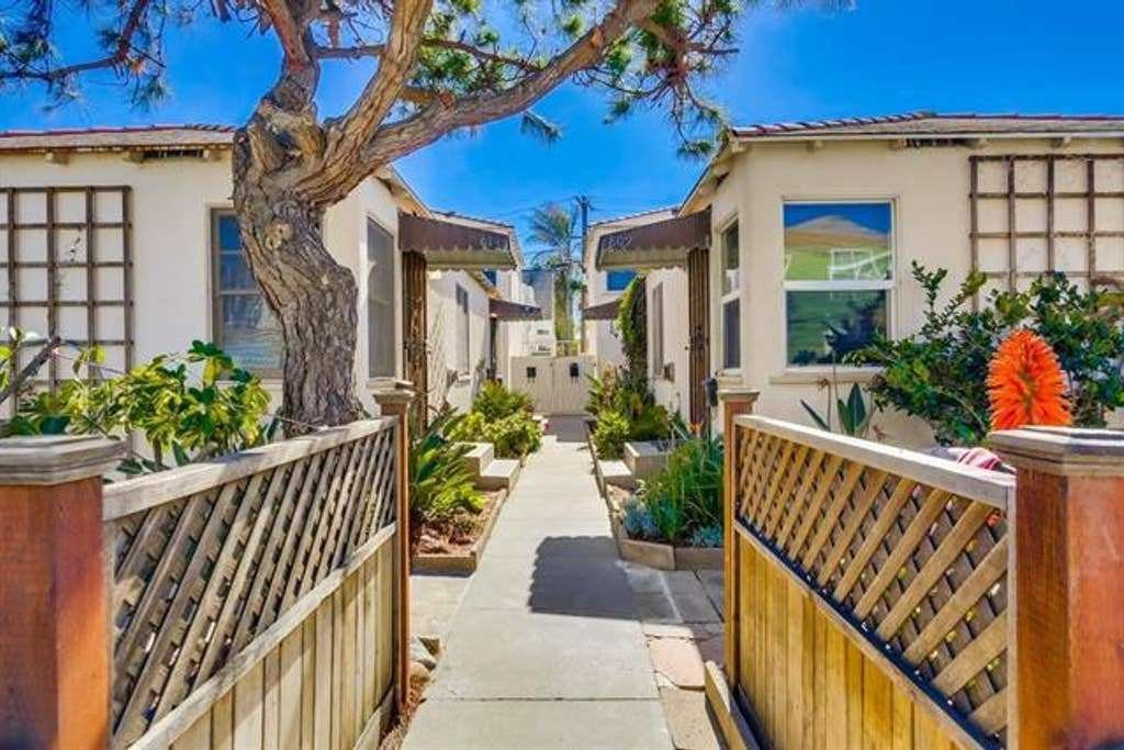 Best Bright 1 Bedroom Mission Beach 09 Apartments For Rent In San Diego California United States With Pictures