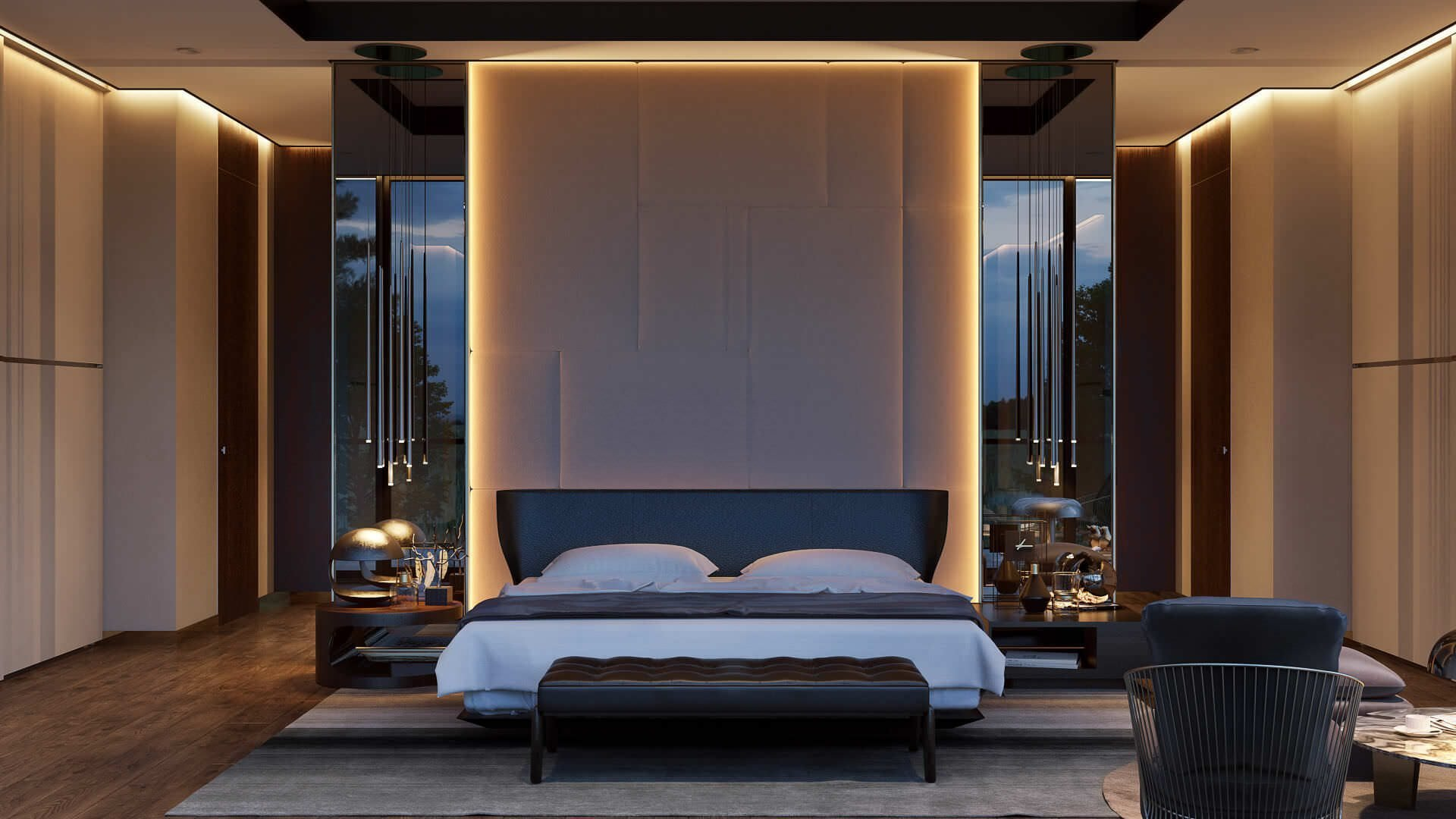 Best 3D Rendering For Interior Of An Comfortable Bedroom Arhcicgi With Pictures