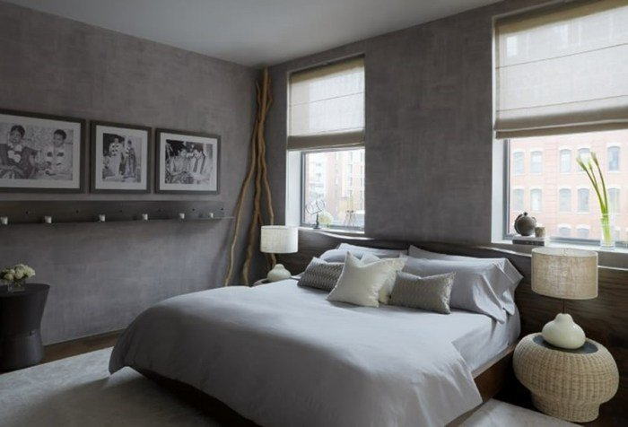 Best 52 Great Suggestions For Bedrooms In Gray Lifestyle With Pictures