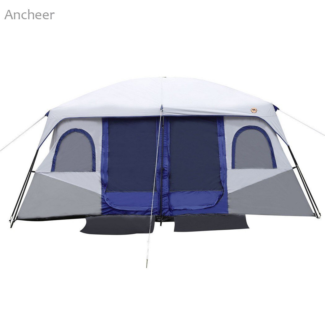 Best Ancheer New Outdoor Tent Camping Tent 8 10 Person 2 With Pictures