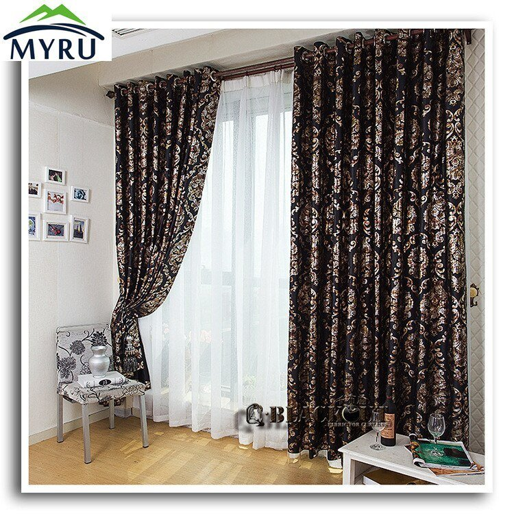 Best Popular Black Gold Curtains Buy Cheap Black Gold Curtains With Pictures