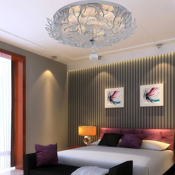 Best Round Aluminum Ceiling Living Room Roof Ceiling Lighting With Pictures