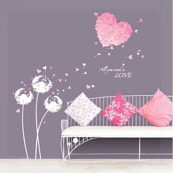 Best Tv Wall Stickers Cartoon Wall Stickers Real Child Bedroom With Pictures