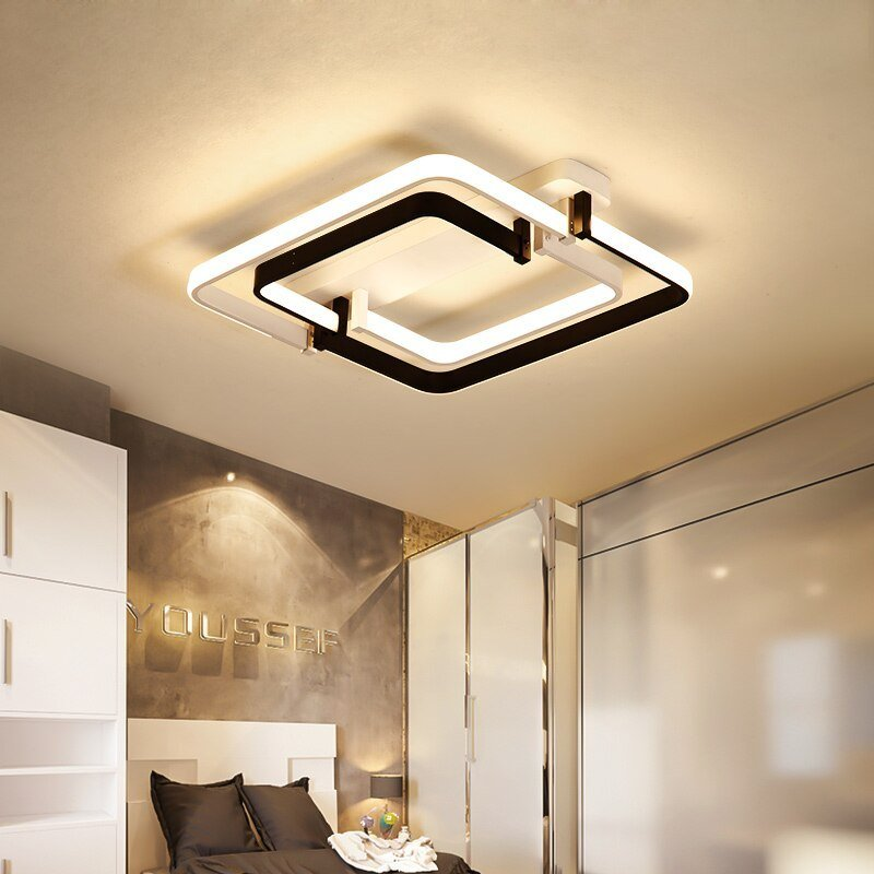 Best Chandelierrec Modern Led Ceiling Lights For Living Room With Pictures