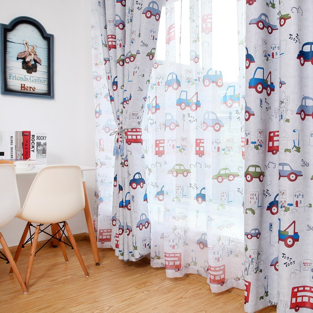 Best Blackout Curtains For The Bedroom Toy Car Kids Room With Pictures