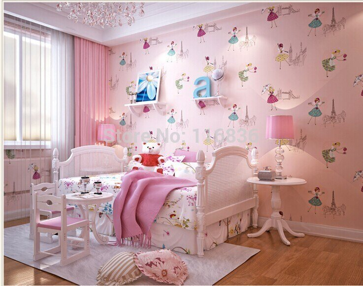 Best Aliexpress Com Buy Child Real Princess Real Wallpaper With Pictures