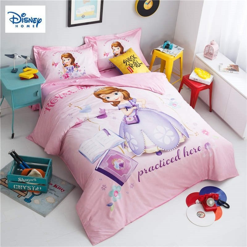 Best Princess Sofia Comforter Bedding Sets For Girls Bedroom With Pictures