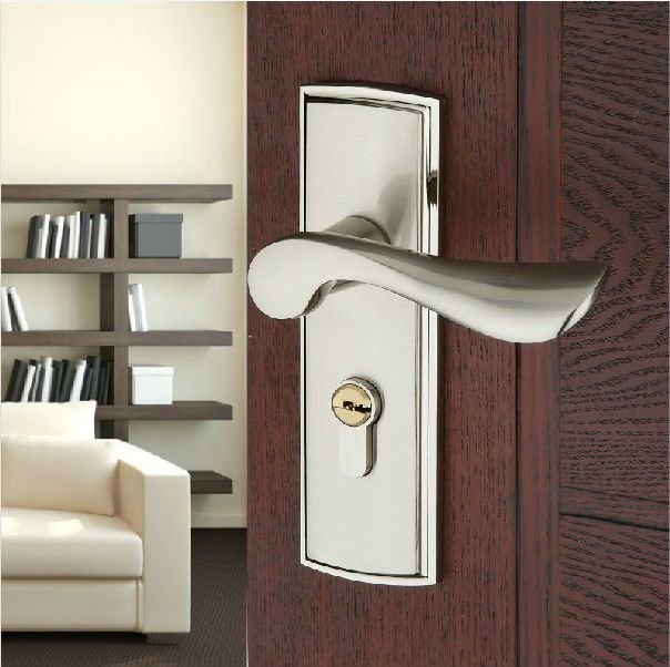 Best 2013 The Cost Price Gate Lock The Bedroom Door Lock Hold With Pictures