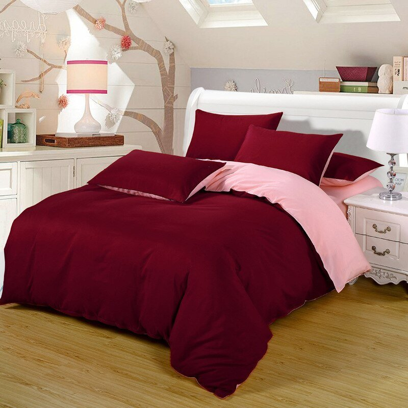Best 2016 Bedding Set 3 4Pcs King Size Bedding Sets Bed Sheets With Pictures