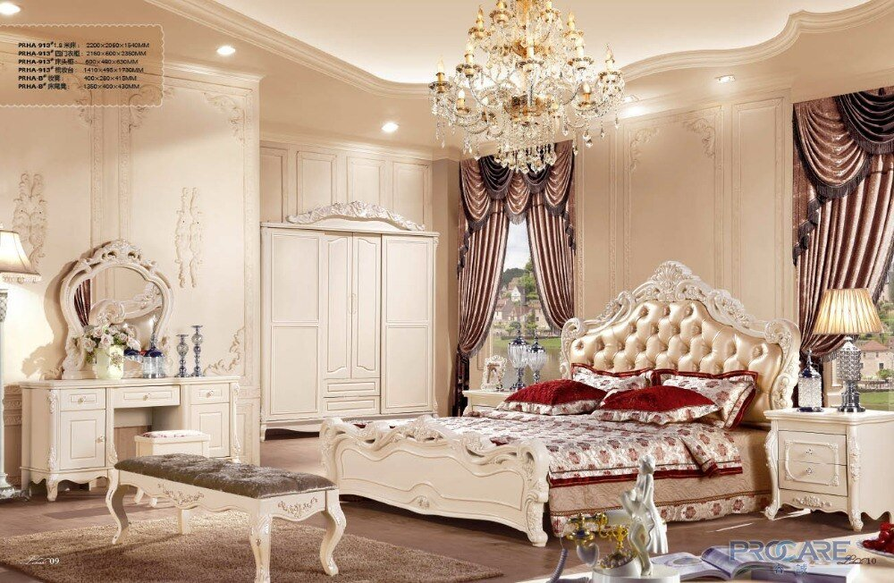 Best Italian Style Bedroom Furniture Promotion Shop For With Pictures