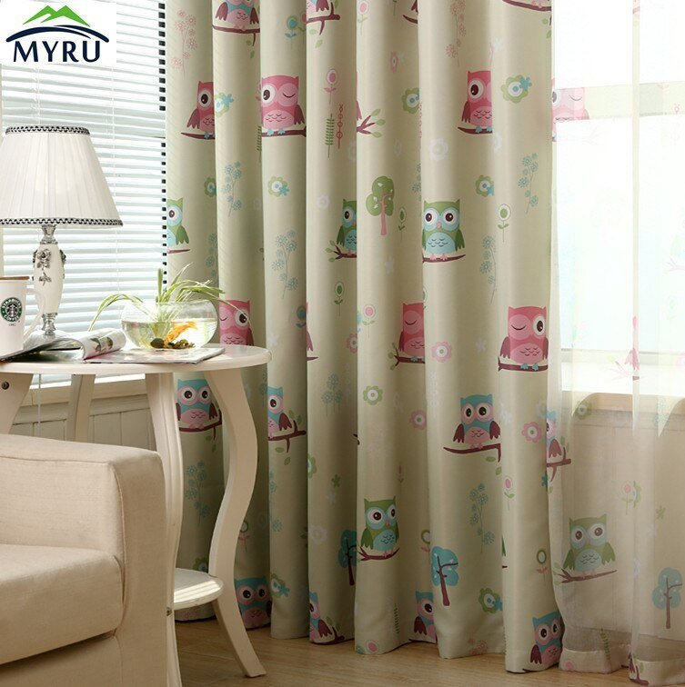 Best Popular Owl Curtains Buy Cheap Owl Curtains Lots From With Pictures