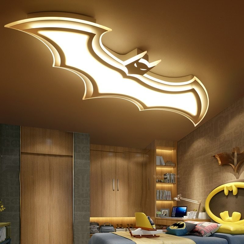 Best Acrylic Star Ceiling Light Decorative Kids Bedroom Ceiling With Pictures