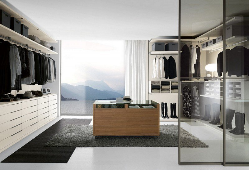 Best 20 Beautiful Glass Walk In Closet Designs With Pictures